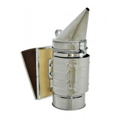 """Stainless smoker """"Lyson"""" (H - 29 cm)"""