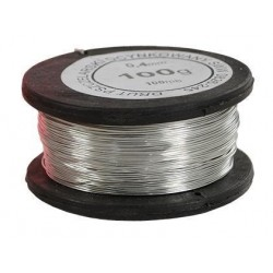 Wire 0,4 mm (100g), galvanized