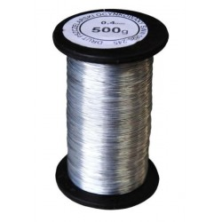 Wire 0,4 mm (500g), galvanized