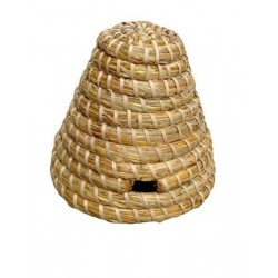 Straw skep, medium